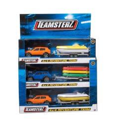 As company Teamsterz Οχήματα 4χ4 Adventure Team - 3 Σχέδια 7535-73561 5050837356110