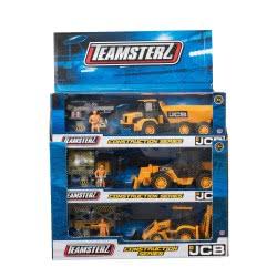 As company Teamsterz Οχήματα Construction Series - 3 Σχέδια 7535-73570 5050837357018