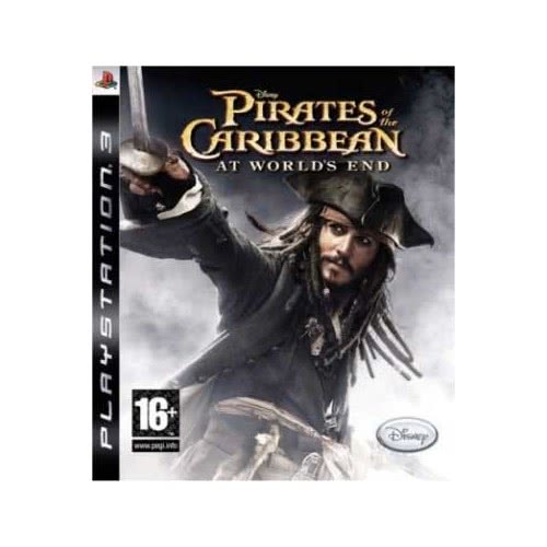 Disney Pirates Of The Caribbean: At World's End (PS3) 8717418124243 8717418124243