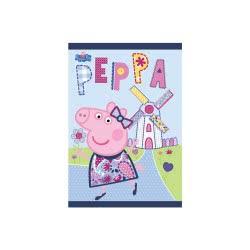 Diakakis imports Τετράδιο Καρφίτσα 17X24 40Φ Peppa Pig - 2 Σχέδια 481941 5205698220210