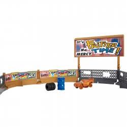 Mattel CARS 3 - ΠΙΣΤΑ ΣΥΓΚΡΟΥΣΗΣ CRAZY 8 DXY95 887961406924