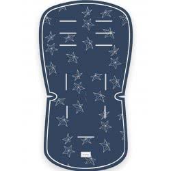 Minene Κάλυμμα Πικε 3D Blue Stars Διπλής Όψης MN22628 7297476156796