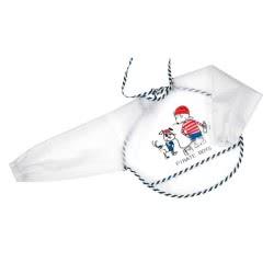 OEM Παιδική Πλαστική Σαλιάρα Pirate Boys Με Χέρια FS17018 50 4008339462021
