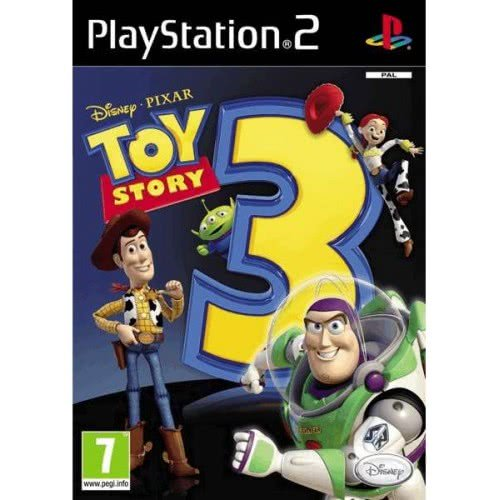 Disney PS2 Toy Story 3 8717418265731 8717418265731