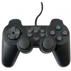 EAXUS PS2 ΠΕΡ.DUAL CONTROLLER 12020 7567810021593