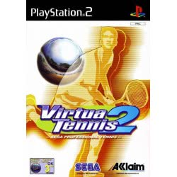 SEGA PS2 Virtua Tennis 2 3455192332212 3455192332212