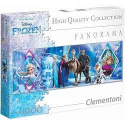 Clementoni Παζλ 1000Τεμ. High Quality Πανόραμα Disney Frozen 1220-39349 8005125393497