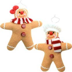 Christakopoulos ΣΤΟΛΙΔΙ GINGERBREAD 17CM 7470 231670074705