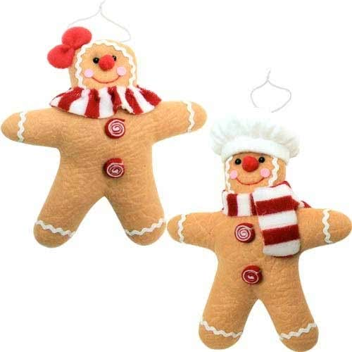 Christakopoulos Στολίδι Gingerbread 17Cm 7470 231670074705