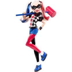 Mattel DC Super Hero Girls Συλλεκτική Harley Quinn 30Εκ. DLT65 887961267419