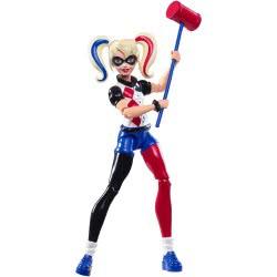 Mattel DC Super Hero Girls Harley Quinn 15εκ. DMM36 887961282757
