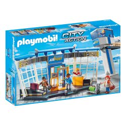Playmobil Airport With Control Tower 5338 4008789053381
