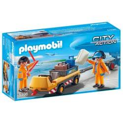 Playmobil Όχημα Ρυμούλκησης Αεροσκαφών 5396 4008789053961