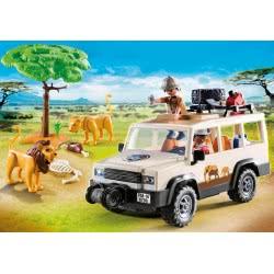 Playmobil Όχημα Σαφάρι Και Λιοντάρια 6798 4008789067982