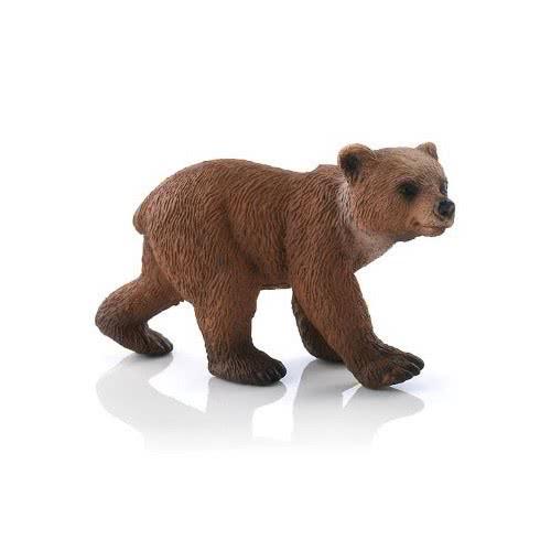 Schleich Αρκουδάκι Μωρό Grizzly SC14687 4005086146877