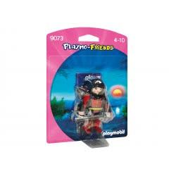 Playmobil Friends Γυναίκα Πολεμίστρια 9073 4008789090737