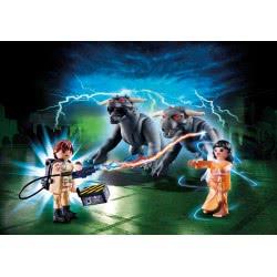 Playmobil Venkman And Terror Dogs 9223 4008789092236