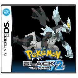 Nintendo DS Pokemon Black 2 (Wi-Fi) 045496462901 045496462901
