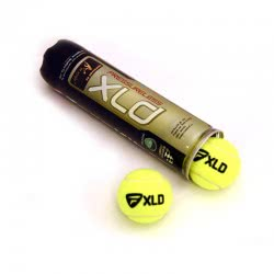 Tecnifibre Μπαλάκια Tenis XLD Σετ 4Τμχ 3490150039550 3490150039550