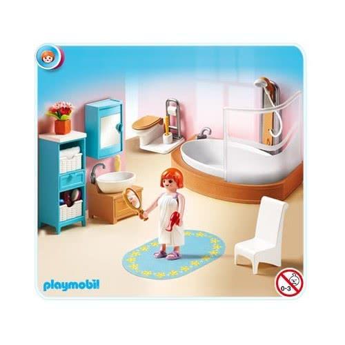 Playmobil Μπάνιο 5330 4008789053305