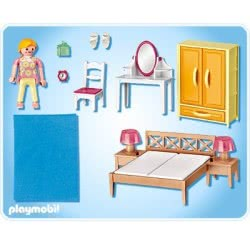 Playmobil Υπνοδωμάτιο γονέων 5331 4008789053312