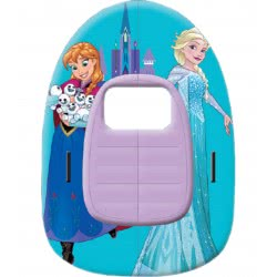 GIM Φουσκωτή Βάρκα Με Παράθυρο Και Χειρολαβες Disney Frozen 871-57202 5204549095359