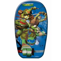 GIM Σανίδα Θαλάσσης(33) 84Cm Ninja Turtles 870-05105 5204549098558