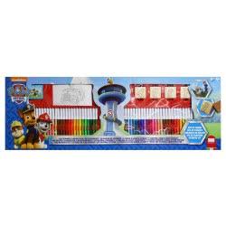Real Fun Toys Παλετίνα Γίγας Paw Patrol Με Giotto Μαρκαδόρους 7213-18903 8009233189034