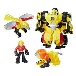 Hasbro Transformers Rescue Bot Rescue Team  - 2 Σχέδια C0212 5010993337620