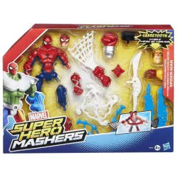 Hasbro Super Hero Mashers Avg Feature Action Figure B0677 5010994844448