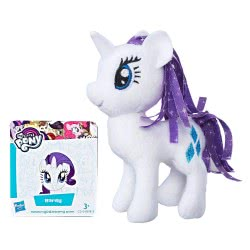 Hasbro My Little Pony Friendship is Magic μικρό λούτρινο ASST B9819 5010993388707