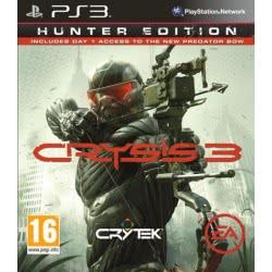 EA GAMES PS3 Crysis 3 Hunter Edition 5030943109640 5030943109640