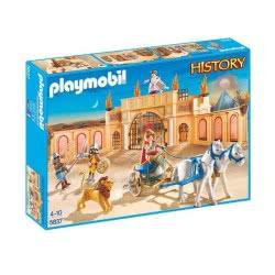 Playmobil Ρωμαϊκή Αρένα Με Ρωμαίους Και Μονομάχους 5837 4008789058379