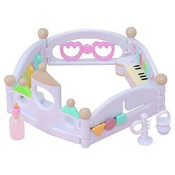Epoch The Sylvanian Families - Lets Play Playpen 4457 5054131044575