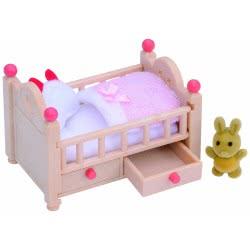Epoch Sylvanian Families - Baby Crib 4462 5054131044629