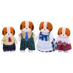 Epoch Sylvanian Families - Chiffon Dog Family 5000 5054131050002
