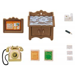 Epoch THE SYLVANIAN FAMILIES - CLASSIC FURNITURE SET FOR COSY COTTAGE STARTER HOME 5220 5054131052204