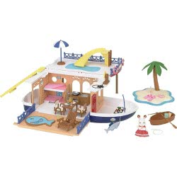 Epoch The Sylvanian Families - Seaside Cruiser House Boat 5206 5054131052068