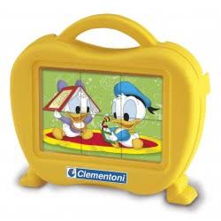 Clementoni Παζλ Κύβοι 6τεμ Disney Babies 1100-40649 8005125406494