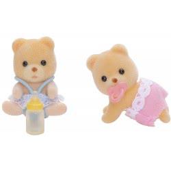 Epoch The Sylvanian Families - Bear Twins 5086 5054131050866