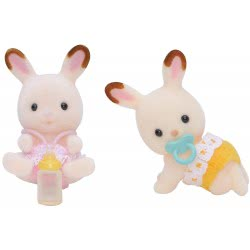 Epoch THE SYLVANIAN FAMILIES - ΔΙΔΥΜΑ ΛΑΓΟΥΔΑΚΙΑ 5080 5054131050804
