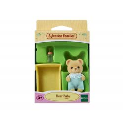 Epoch THE SYLVANIAN FAMILIES - ΜΩΡΟ ΑΡΚΟΥΔΑΚΙ ΣΕ ΚΟΥΝΙΑ 5073 5054131050736