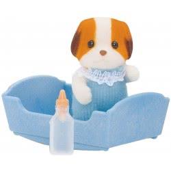 Epoch The Sylvanian Families - Chiffon Dog Baby 5070 5054131050705