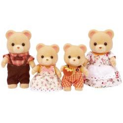 Epoch The Sylvanian Families - Bear Family 5059 5054131050590