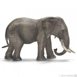 Schleich Ελέφαντας Θηλυκός Αφρικανικός SC14657 4005086146570