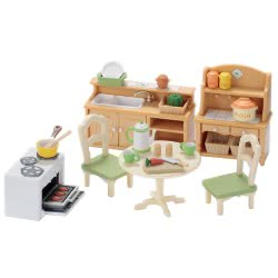Epoch The Sylvanian Families - Country Kitchen Set 5033 5054131050330