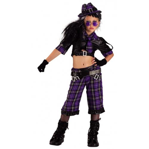 CLOWN Αποκριάτικη παιδική στολή Wild Girl Νο 10 04410 5203359044106