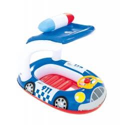 Bestway Careful Kiddie Car Float Pink And Blue 34103 6942138933925