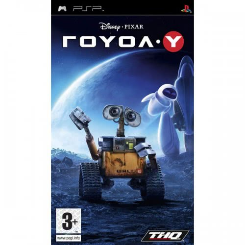 THQ PSP WALL- E (ΓΟΥΟΛ-Υ) 4005209106313 4005209106313