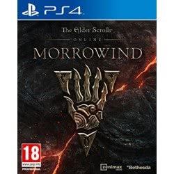Bethesda Ps4 The Elder Scrolls Online Morrowind 5055856414568 5055856414568